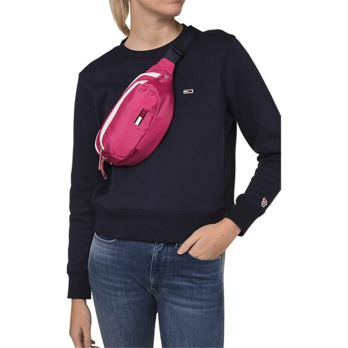 Aw0Aw08075 City Bumbag Case Women Coral , , Taille: Onesize - Tommy Hilfiger - Modalova