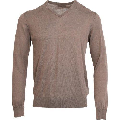 V-neck sweater Alpha Studio - Alpha Studio - Modalova
