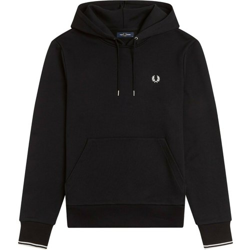Tipped Hoodie , , Taille: L - Fred Perry - Modalova