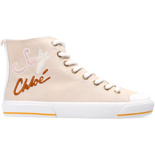 Aryana lace-up sneakers , , Taille: 38 - See by Chloé - Modalova