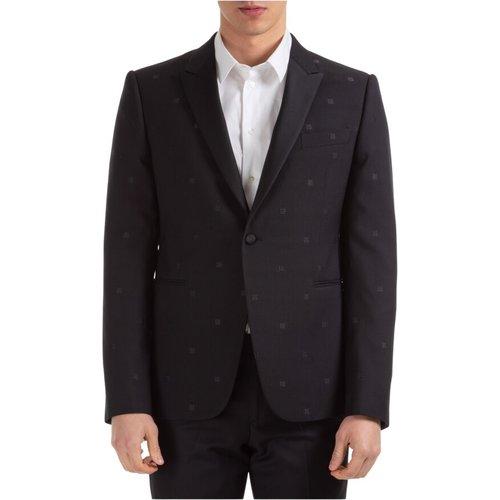 Veste blazer , , Taille: 50 - Emporio Armani - Modalova