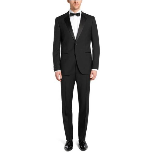 Smoking Slim FIT MAN With Silk Details - Hugo Boss - Modalova