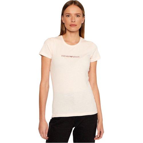 Tee shirt à logo imprimé , , Taille: L - Emporio Armani - Modalova