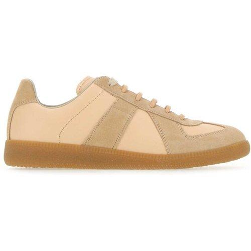 Logo-patch sneakers , , Taille: 38 - Maison Margiela - Modalova