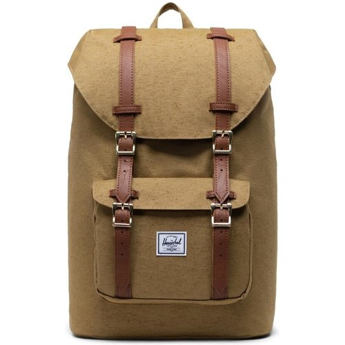 Little America Mid Backpack 13.0 Coyote Slub - Herschel - Modalova