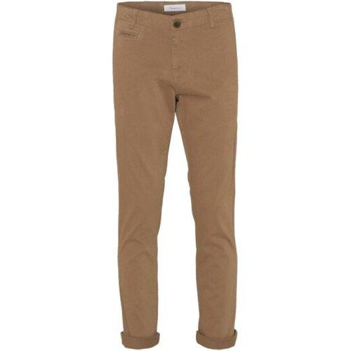 Chuck Straight cut Chino Pants - Knowledge Cotton Apparel - Modalova
