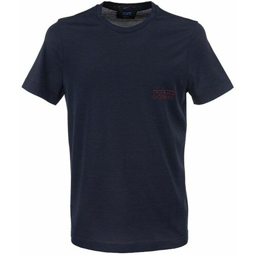 T-Shirt , , Taille: XL - Kiton - Modalova