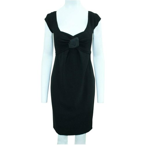 Little Dress With Knot -Pre Owned Condition Very Good - Moschino Pre-owned - Modalova