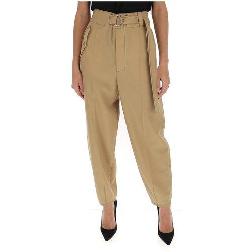 Pantalon bouffant taille haute - Marni - Modalova