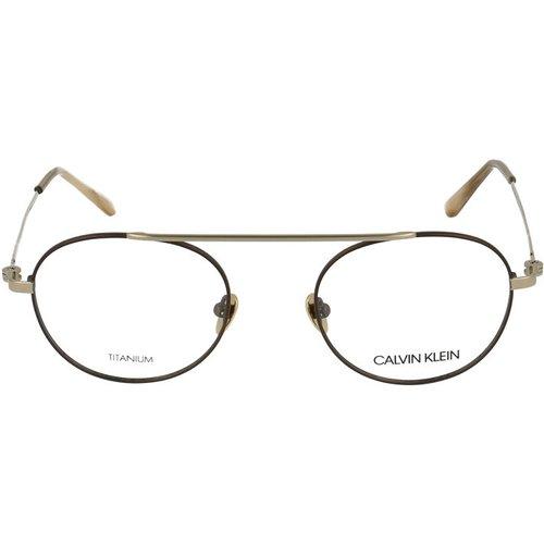 Lunettes Ck19151 050 , unisex, Taille: 50 - Calvin Klein - Modalova