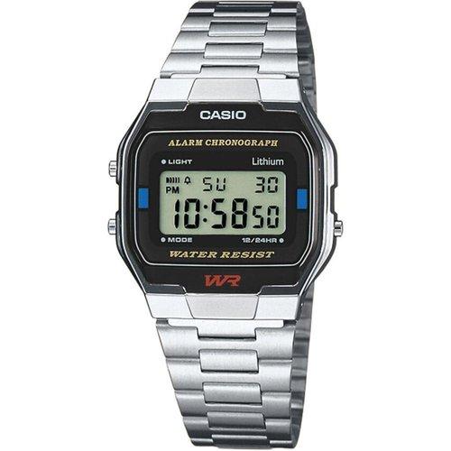 Watch A163Wa-1Qes , unisex, Taille: Onesize - Casio - Modalova