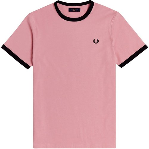 Ringer T-Shirt M3519 , , Taille: M - Fred Perry - Modalova