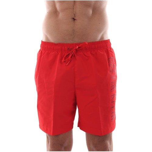 Km0Km00291 Medium Drawstring Beachwear , , Taille: XL - Calvin Klein - Modalova