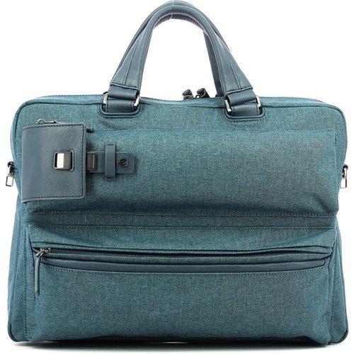 Yukon 15.0 computer briefcase - Piquadro - Modalova