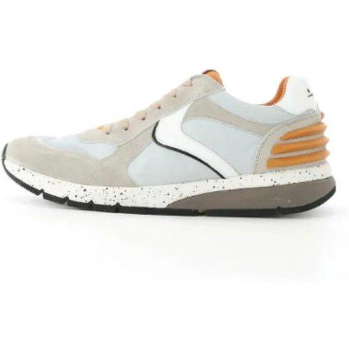 Sneakers Suede Voile Blanche - Voile blanche - Modalova