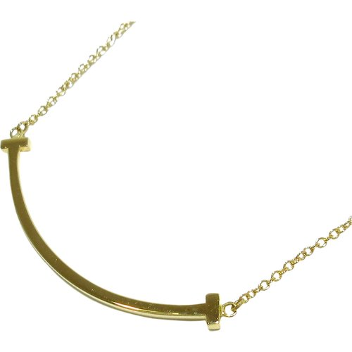 Collier Pendentif Sourire 18K d'occasion Métal , , Taille: Onesize - Tiffany Pre-owned - Modalova