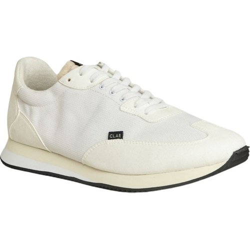 Runyon recycled mesh and vegan leather sneakers - Clae - Modalova