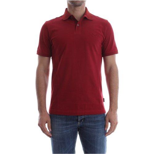 K10K101678 Jasto Polo Men RED , , Taille: S - Calvin Klein - Modalova