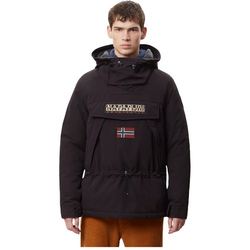 Skidoo 2 Np000I4R Jacket AND Jackets Men Black - Napapijri - Modalova