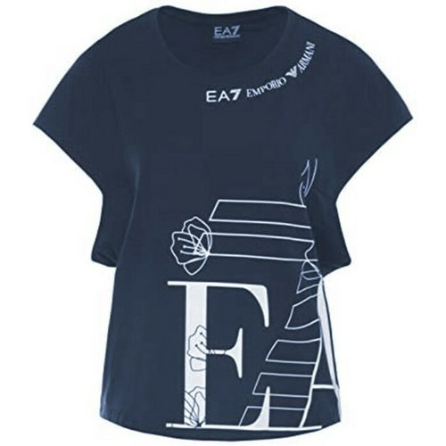 T-Shirt 3Htt27 , , Taille: S - Emporio Armani EA7 - Modalova