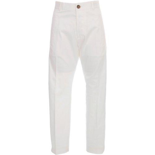 Pantalon Biker EN Coton , , Taille: 42 IT - Dsquared2 - Modalova