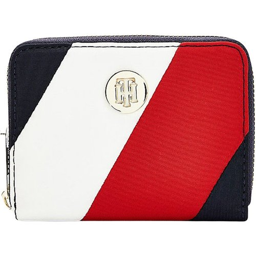 Portefeuille Aw0Aw09540 , , Taille: Onesize - Tommy Hilfiger - Modalova