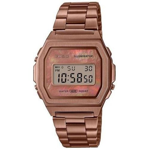 Watch Mod. A1000Rg-5Ef , unisex, Taille: Onesize - Casio - Modalova