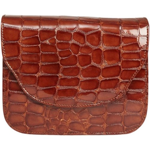 Prague Croco Handbag - Anthology Paris - Modalova