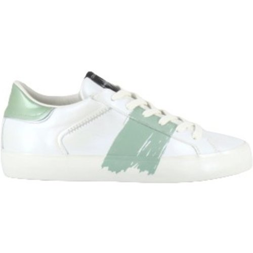 Sneakers légères en cuir LOW Distressed 25557 - Crime London - Modalova