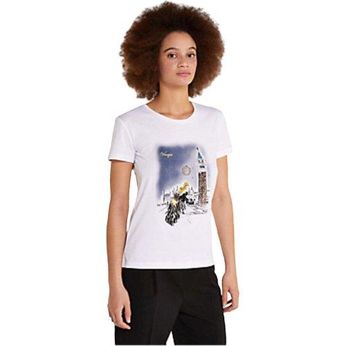 M0796/a4S2Venezia Short sleeve t-shirt - PATRIZIA PEPE - Modalova