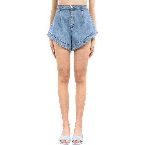 Shorts in denim Actualee - Actualee - Modalova