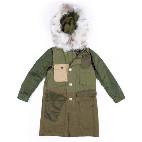 Manteau avec capuche - Mihara Yasuhiro - Modalova