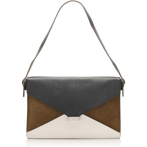 Diamond Leather Shoulder Bag - Celine Vintage - Modalova