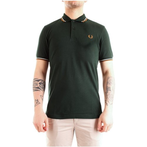 M3600 Polo à manches courtes , , Taille: L - Fred Perry - Modalova