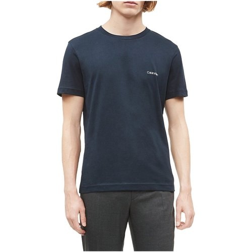 Poitrine Logo T-Shirt , , Taille: XL - Calvin Klein - Modalova