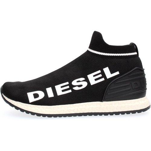 B0Y0134 P0338 Brave Runner Sneakers Unisex Woman and Boys Black - Diesel - Modalova