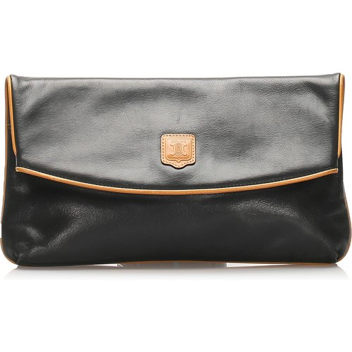 Leather Clutch Bag Celine Vintage - Celine Vintage - Modalova