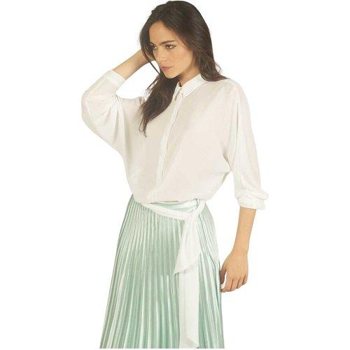 Shirt with knotted belt - Silvian Heach - Modalova