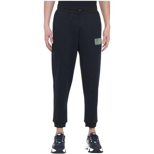Pantalon sportswear logo patché , , Taille: S - Emporio Armani EA7 - Modalova