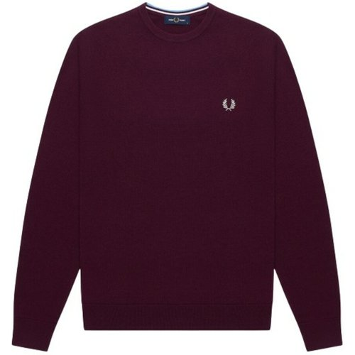 Crew Knit , , Taille: L - Fred Perry - Modalova