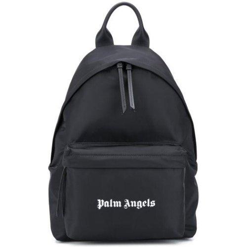 Sac à dos à logo imprimé - Palm Angels - Modalova