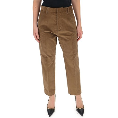 Pantalon tailleur raccourci - Dsquared2 - Modalova