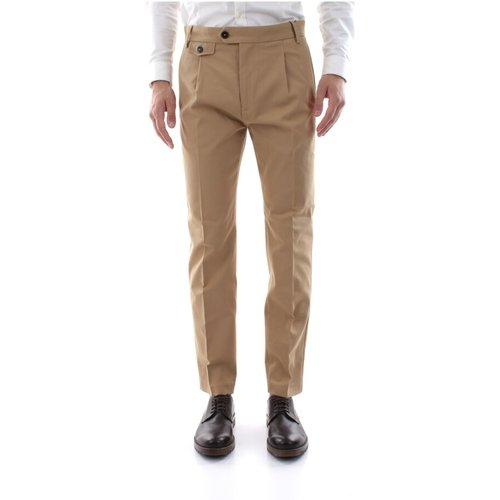 K10K104725 Pantalon FIT Tapared FIT Camel , , Taille: 50 - Calvin Klein - Modalova
