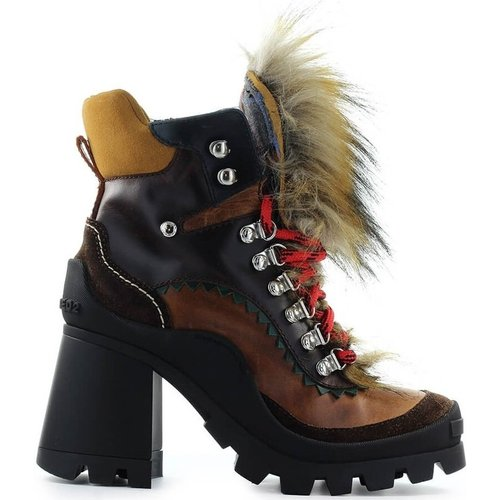 Queen Heleed Ankle Boot Dsquared2 - Dsquared2 - Modalova