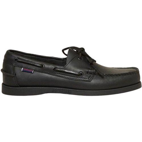 Portland leather boat shoes Sebago - Sebago - Modalova