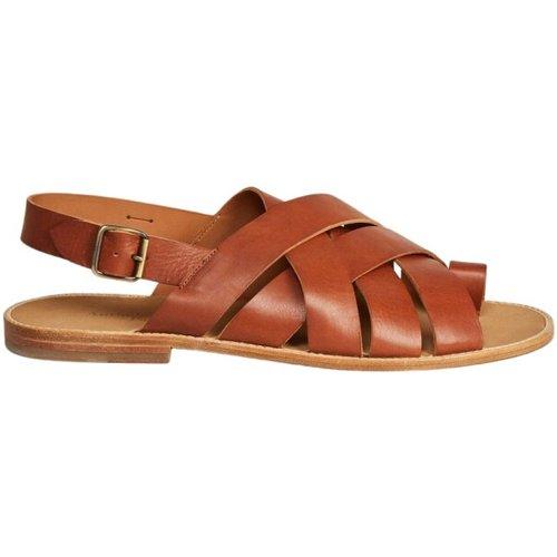 Banjul leather sandals - Anthology Paris - Modalova