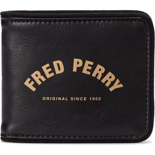 Wallet Arch Branded , , Taille: Onesize - Fred Perry - Modalova
