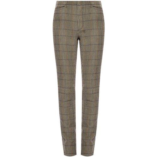 Checked trousers , , Taille: 36 FR - Chloé - Modalova