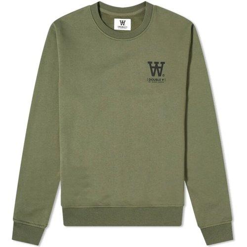 Tye Sweatshirt -L Wood Wood - Wood Wood - Modalova