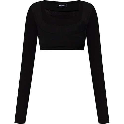 Top with long sleeves , , Taille: M - Dsquared2 - Modalova